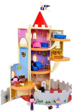Ben and Holly's Little Kingdom Castle Magical Playset Golden Bear Products Ltd http://www.amazon.co.uk/dp/B003RWTJFU/ref=cm_sw_r_pi_dp_ihW6ub0ES02V4