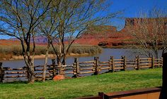 Red Cliffs Lodge is the best place to stay in Moab, Utah for travelers who seek luxury lodging with authenticity during their outdoor adventure vacation.