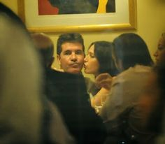 Simon Cowell's Arrogance Shines at Lauren Silverman's Baby Shower -- Why the Jokes Aren't Always Funny!