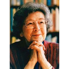 """Happy 99th birthday to Beverly Cleary! The beloved author of more than 30 children's books, Mrs. Cleary is the recipient of both the Newbery Medal and the National Book Award and has been declared a """"Living Legend"""" by the U.S. Library of Congress. Her books and memorable characters have delighted children for generations; in discussing their timeless appeal she once explained, """"Quite often somebody will say, What year do your books take place? And the only answer I can give is, In childhood."""""""