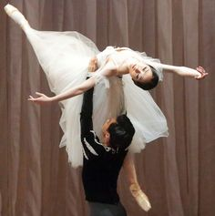 <<Round II of Vaganova Prix 2016 at the Hermitage Theatre # Soobin Lee and Sangmin Lee (both students of the Korean National University of Arts) blew everyone away and won 1st prize # Photo © Evgeny Pronin>>