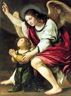 Emanuel Swedenborg, (1688-1772): El ángel custodio.