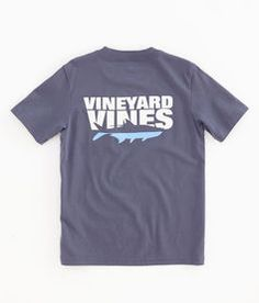 Shop Boys' T-Shirts: Tarpon Shadow Pocket T-Shirt for Boys' - Vineyard Vines