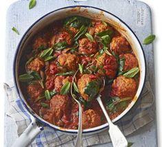 "Masala meatball curry (35"")"