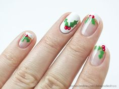 Christmas Nails: Have a Holly Jolly Mani | more.com