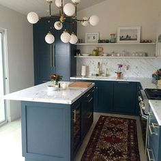 Almost finished the kitchen renovation. Love how it turned out. @ikeausa…