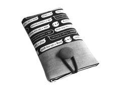 Handytaschen - Handyhülle Modell 59 - kultig telefonieren... - ein Designerstück von kultfaden bei DaWanda