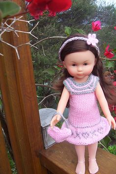 Ravelry: Les Cheries and Friends