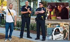 The 'Cop Block' videos of Texas gun activists confronting officers