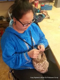 We are busy knitting away turning large headbands into hats and gators. Alaska, Turning, Headbands, Knitting, Hats, Pictures, Style, Fashion, Photos