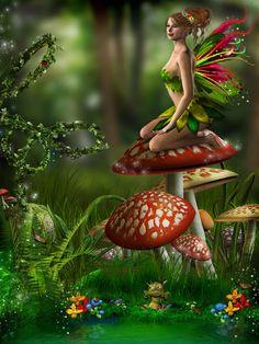 tinkerbell  deviantART | TinkerBell by MagicOfTheTiger