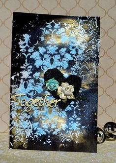 Together card  http://bellaideascrapology.blogspot.ca/2015/02/together-card-with-canvas-corp.html