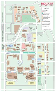 Philadelphia University Campus Map  Philadelphia