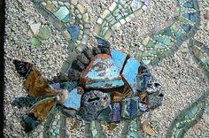 1000 Images About Garden Mosaics On Pinterest Pebble
