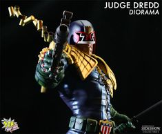 Judge Dredd Diorama