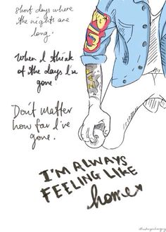 Don't Forget Where You Belong i love this song so much, even though it floods my eyes out