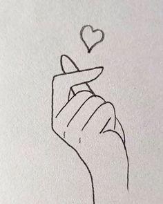 Easy Doodles Drawings, Cute Easy Drawings, Simple Doodles, Art Drawings Sketches Simple, Pencil Art Drawings, Sketch Art, Easy Doodle Art, Hipster Drawings, Doodle Art Drawing