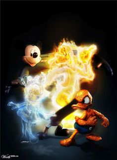 Quando a Disney comprou a Marvel Comics...