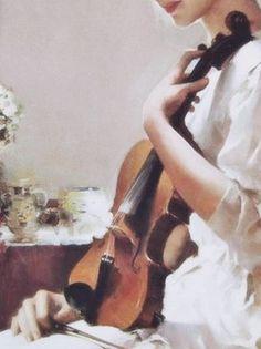 girl with violin Girl with violin painting edit aesthetic<br> Piano Y Violin, Violin Art, Violin Sheet Music, Violin Drawing, Character Aesthetic, Aesthetic Photo, Aesthetic Girl, Violin Photography, Girl Photography Poses