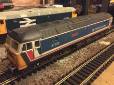 47 576 King's Lynn in NSE livery by Lima Acquired 12/11/15 from evilBay