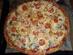 Hawaiian Pizza, Pepperoni, Quiche, Calzone, Finger Foods, Vegetable Pizza, Toast, Food And Drink, Menu