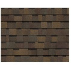 Owens Corning Trudefinition Weatherguard-Hp Ft Teak Laminated A Architectural Shingles Roof, Area Units, Asphalt Shingles, Roof Covering, Roof Architecture, The Gables, Popular Colors, My Dream Home, Teak