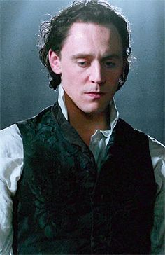 My job is to spread the love that is Mr Thomas William Hiddleston. So have a seat, make yourself comfortable and let's appreciate this perfect man all together. Tom Hiddleston Crimson Peak, Tom Hiddleston Loki, Crimson Peak Movie, Thomas Sharpe, My Tom, Thomas William Hiddleston, Chef D Oeuvre, Bucky Barnes, Ben Barnes