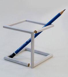 Pencil. Holder.