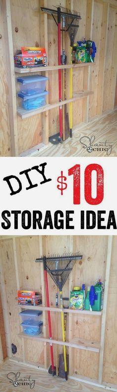Garage Organization Systems- CLICK THE IMAGE for Lots of Garage Storage Ideas. #garage #garageorganization