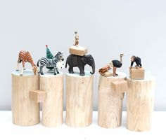 Animal Parade with Gifts