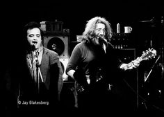 3/30/80 Grateful Dead Jerry Garcia and John Belushi