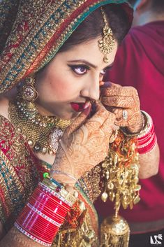 These Captivating Portraits Of Brides From India's Top Photographers Show You…