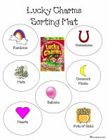 Lucky charm sorting