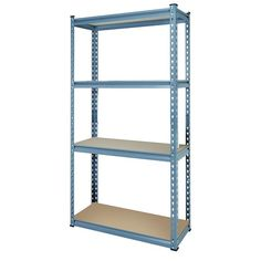 Work Tuff 4 Tier Shelf