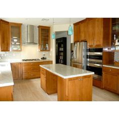 Kitchen Design Open, Kitchen Cabinet Design, Kitchen Redo, Interior Design Kitchen, New Kitchen, Kitchen Remodel, Kitchen Ideas, Nordic Interior, Kitchen Renovations