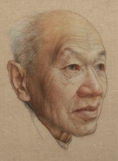 Old men by William Wu (Shanghai, Huang Pu, China)