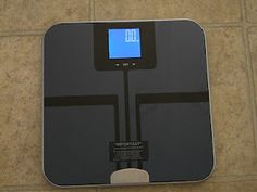Kathryn's Kloset reviews our Precision GetFit Body Fat Scale. #review