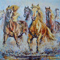caballos 002