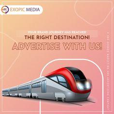 Exopic Media - Creative Digital Marketing agency in Delhi/NCR Mobile Marketing, Social Media Marketing, Digital Marketing, Delhi Metro, Advertising, Ads, Digital Strategy, Brand Story, Delhi Ncr