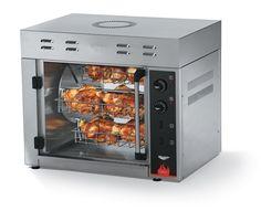 Cayenne® Chicken Rotisserie Ovens