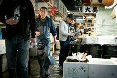 #Tokyo Mercado de #tsukiji #japon #amadacarlotahr #cocinajaponesa #CabraNes #asturias