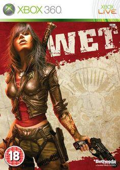 WET : images du jeu sur Xbox 360 et PlayStation 3 Xbox 360 Video Games, Latest Video Games, Xbox 360 Games, Playstation Games, Assassins Creed 2, Game Tester Jobs, Dvd Box, Bethesda Softworks, Nintendo