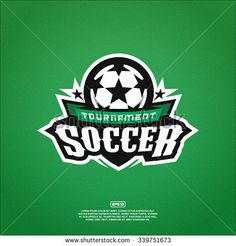Futbol Mascota Ilustraciones en stock y Dibujos Football Logo Design, Game Logo Design, Lacrosse, Soccer Tournament, Soccer Logo, Esports Logo, Initials Logo, Minimal Logo, Professional Logo