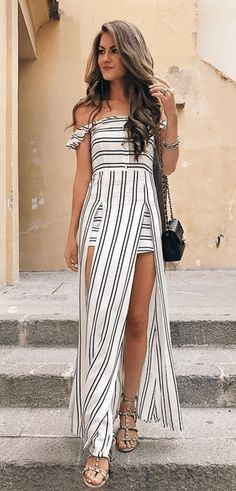 1803a08ea783 15 Sizzling Summer Date Night Outfits To Copy