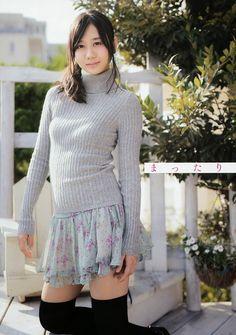 JIPX(Japan Idol Paradise X) :: SKE48 Nao Furuhata Futaridake no Jikan on Young Champion Magazine