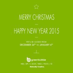 #greenbubble #webagency #website #digitalagency #advertisingagency #christmas #merrychristmas #happynewyear