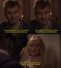 television screencaps Tv Funny, Funny Memes, Hilarious, British Sitcoms, British Comedy, Comedy Tv, Comedy Show, Uk Comedians, Funny Things