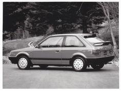 Mazda 323 GTX (Salon, Brussel, 1-1986)