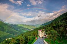 Jayrach ,Джайрах Georgia, Europe, Mountains, Nature, Pictures, Travel, Photos, Naturaleza, Viajes