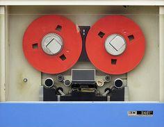 IBM System/360 model 30 Tape Drive